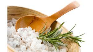 Хвойно-солевой раствор