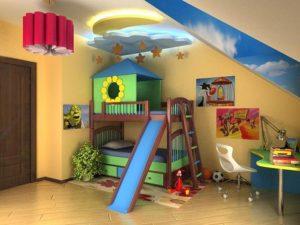 Детская комнаиа
