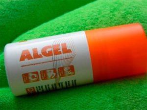 Шариковый дезодорант алгель