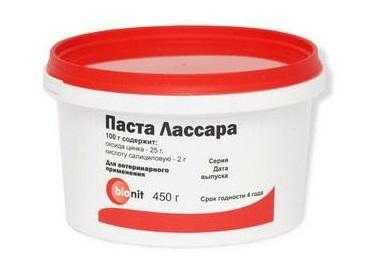 Паста Лассара