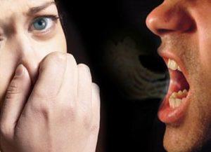 Ужасный запах изо рта