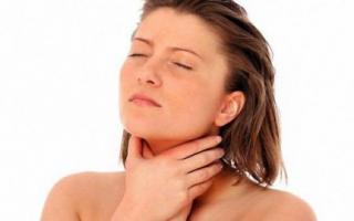 Что делать при отрыжке и коме в горле