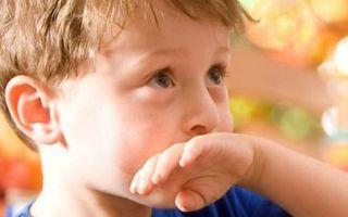 Почему у детей бывает отрыжка и что с ней делать