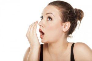 Запах уксуса изо рта