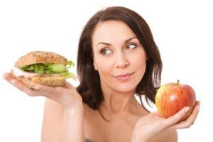 Не првильная диета