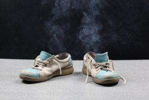 Ужасный запах от обуви