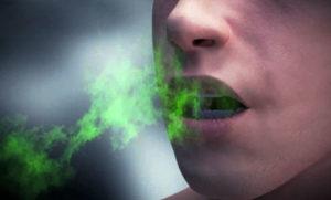 Запах мочи изо рта