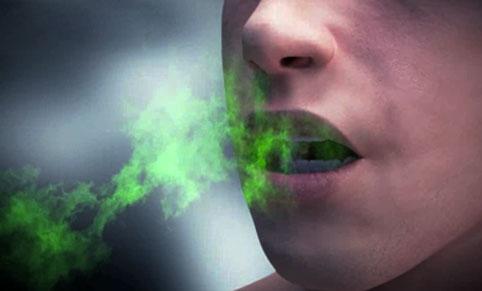 Запах мочи изо рта: причины у ребенка, почему изо рта пахнет мочой