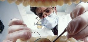 У зубного врача